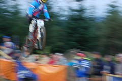 UCIFtBill4X09 (wunnspeed) Tags: scotland europe mountainbike worldcup fortwilliam uci 4x