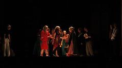 """""""Lo Stato d'assedio"""" di Camus (Anna Zucconi) Tags: show teatro theatre firenze camus spettacolo lostatodassedio accademiateatraledifirenze"""
