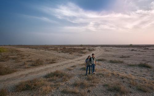 At Banni Grasslands