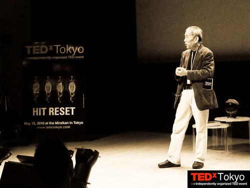 TEDxTokyo 2010-12