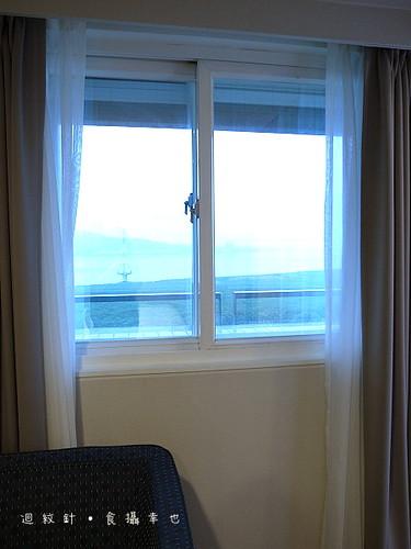 成旅晶贊豪華房房內小窗