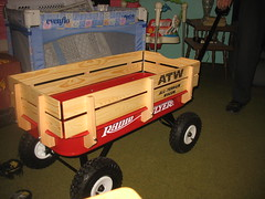 The Cadillac of Little Red Wagons!