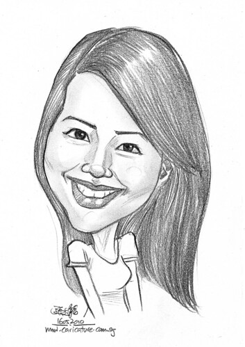 caricature for Hello Technology - 12