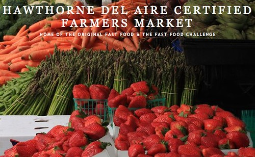 Hawthorne Del Aire Farmers Market