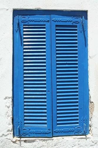 Heure de la sieste dans les Cyclades