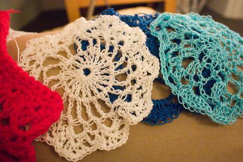 crochet experiments