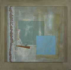 Nicholson, Ben (1894-1982) - 1961 Green Goblet and Blue Square (National Galleries of Scotland, Edinburgh) (RasMarley) Tags: abstract english contemporaryart painter 1960s nicholson 20thcentury 1961 abstractexpressionism nationalgalleriesofscotland bennicholson greengobletandbluesquare