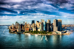 Lower Manhattan from the air! (HDR) (nauu.nl) Tags: nyc newyorkcity ny newyork ride manhattan award helicopter hdr heli helicopterride heliride flickrhearts flickraward flickrbronzeaward flickrsilveraward islandmanhattan thisimageismusictomyeyes nyair manhattanhdr nycisland lowermanhattanfromtheair nyheli newyorkcityformtheair helirideny heliridenewyork