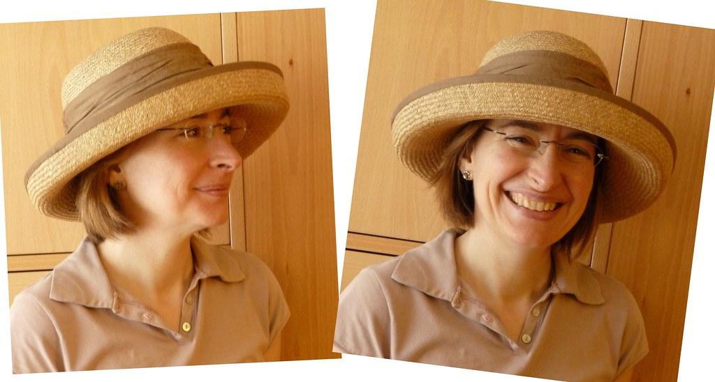Eulalia's new hat