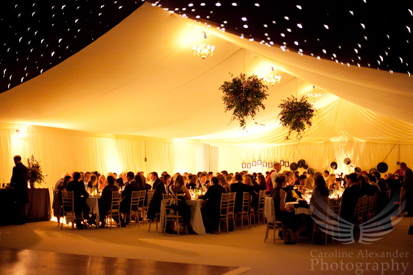 Witshire Wedding Photography marquee evening 38