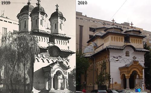 Bucuresti - Biserica Boteanu