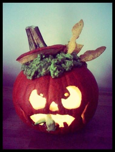 guacazombie snack-o-lantern