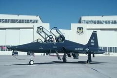 Paying a visit (Luke_GETSNO) Tags: acc talon b2 stealth bomber afb whiteman t38a
