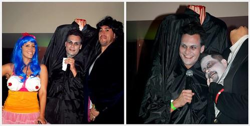 AnQi Masquerade Costume Winners