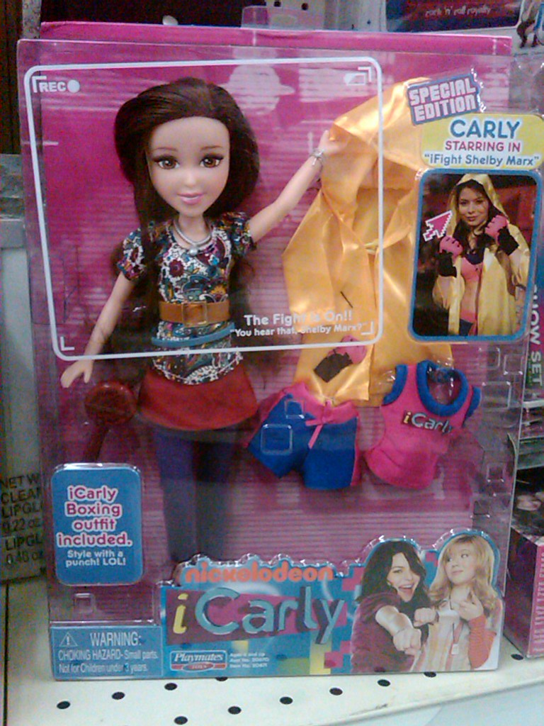 iCarly Carly Doll