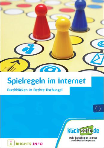 Broschüre zu Rechtsfragen im Internet