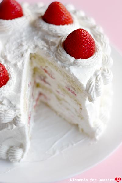 Diamonds for Dessert: Happy (belated) Birthday!