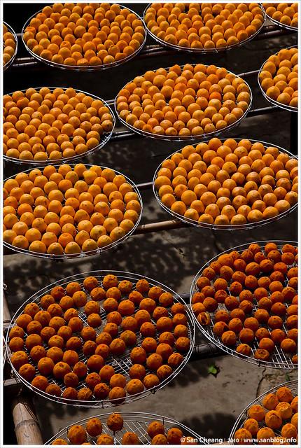 味衛佳柿餅觀光農