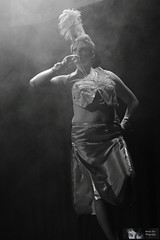 Hazel Humdinger (brokenglassphotography) Tags: sexy erotic dancing boobs boa fishnets performace burlesque featherboa pasties tassels acrobatic satansangel lolaspitfire peaksandpasties rubysparkle