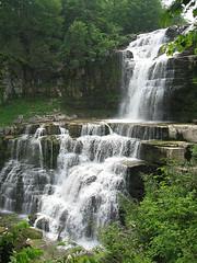 Chittenango Falls (zhakora) Tags: travel nature water waterfall rocks upstatenewyork wizardofoz naturesfinest lfrankbaum chittenangofalls newyorkstatepark