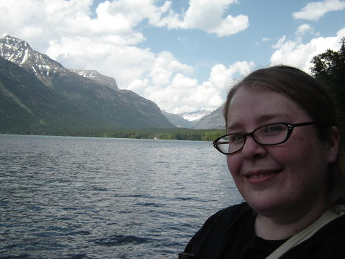 At Lake Macdonald.
