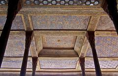 Sostre, palau Chechel Sotun, Isfahan