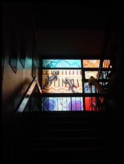 School Stairs - by *Melody*