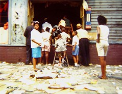 45th Anniversary 1967 Newark NJ Riots (Videoal) Tags: history newjersey riot nj explore 1967 violence newark canonae1 unrest fires riots shootings 35mmslide looting rioting 40yearsago newarkriots