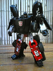 Trailbreaker (uop) Tags: transformers custom alternators dodgeram trailbreaker