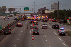 I-35W Bridge Collapse(1) (Poppyseed Bandits) Tags: bridge news unitedstates photojournalism minneapolis disaster collapse emergency mn 35w breakingnews takenbyjeff i35w bridgecollapse summer2007 minnesotabridgecollapse minneapolisbridgecollapse 35wbridgecollapse