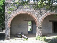 Nicaragua - Isletas - Fort
