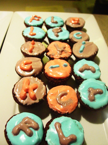 FLICKR CUPCAKES!!