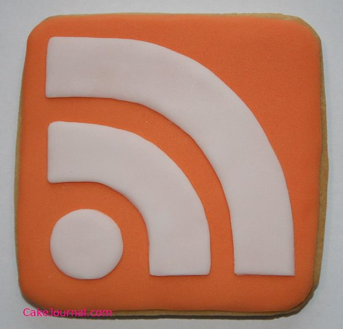RSS feed cookie