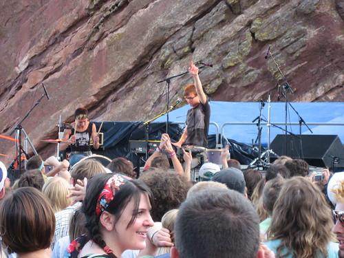 Matt & Kim, Monolith 2007