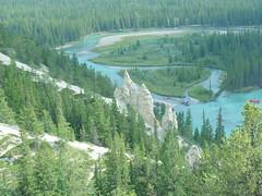 Bow River, Banff (yac15) Tags: banff ferien bowriver kanada