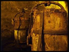 Elemental (Matzepeng) Tags: castle water germany saxony barrel soe knigstein