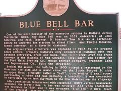 Blue Bell Bar