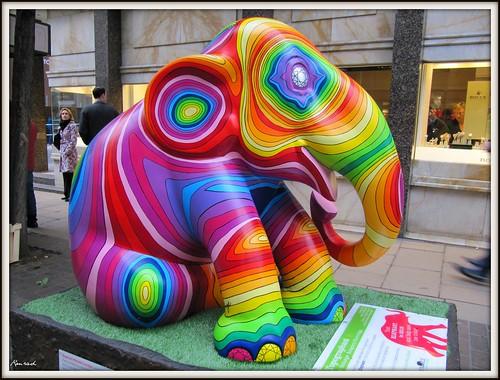 Elephant Parade London | Flickr - Photo Sharing!