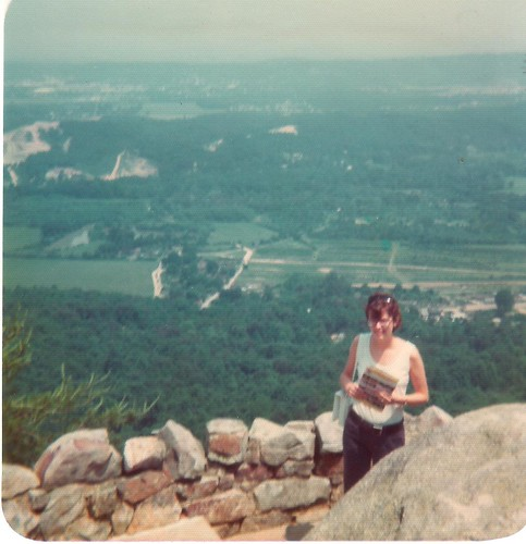 Mom on her Honeymoon