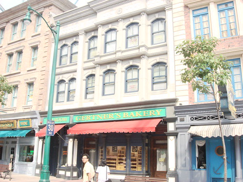 Universal Studio Singapore Hollywood & New York (9)