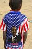 They love Obama in Africa (9) (Karin.Lakeman) Tags: africa girl tshirt afrika mali obama meisje barackobama barack obamania