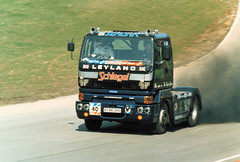 Leyland T45 roadtrain. (Wally Llama) Tags: truck lucas trucks hatch brands superprix truckracingleylandt45roadtrainscammell
