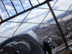 As se ve Nueva York desde el Empire State (Antonio Tello Justo) Tags: ciudad antonio nuevayork tello