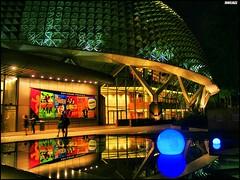 Details (junsjazz) Tags: reflection fun singapore asia nightshot details dome operahouse teampilipinas junsjazz pinoykodakeros litratistakami theespalanade