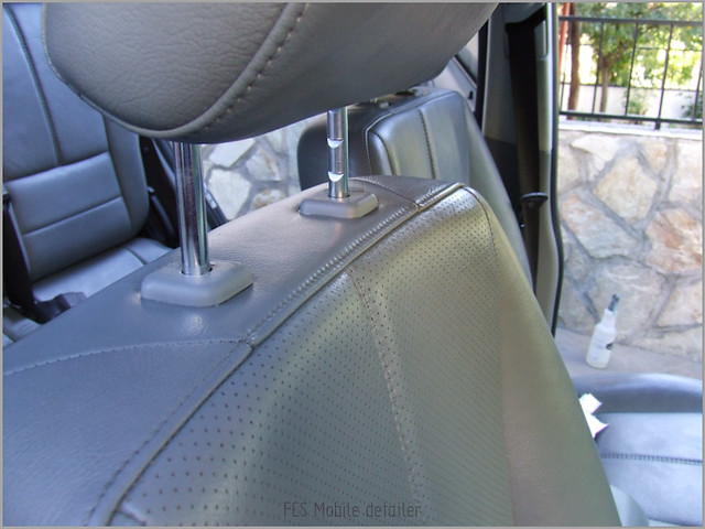 Mercedes ML detallado interior-17