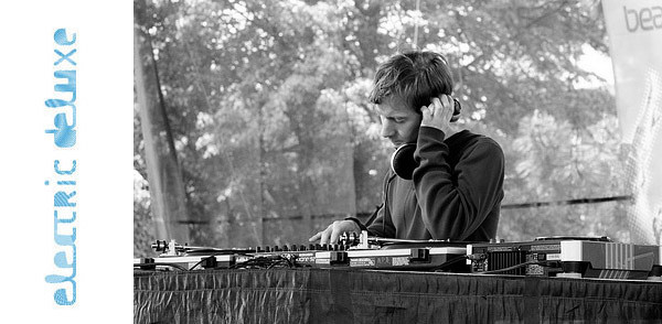 Electric Deluxe Podcast : 030 : Matthew Hawtin (Image hosted at FlickR)