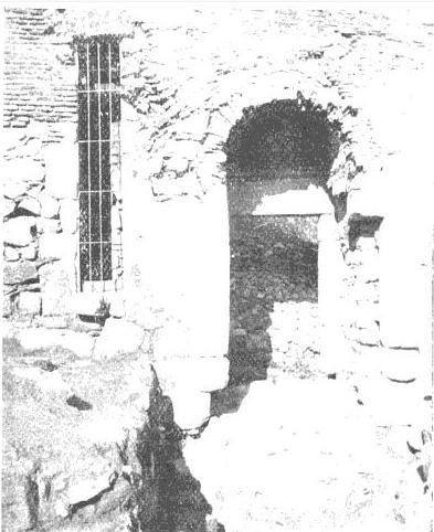 Excavaciones en la Puerta de Doce Cantos en 1929. Fotografía de Manuel González Simancas