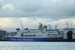 Trans Asia 3 (EcKS! the Shipspotter) Tags: ships psss mactanchannel cebuships philippineships