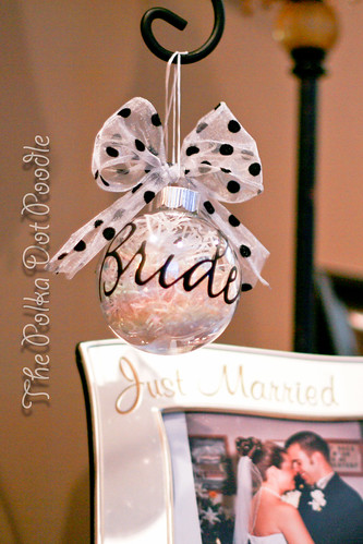 Personalized Ornament-$7.00