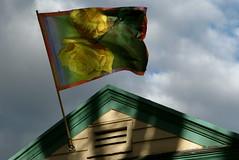 8th ave Flag, Helena,Montana. (montanatom1950) Tags: montana flags helena helenamontana